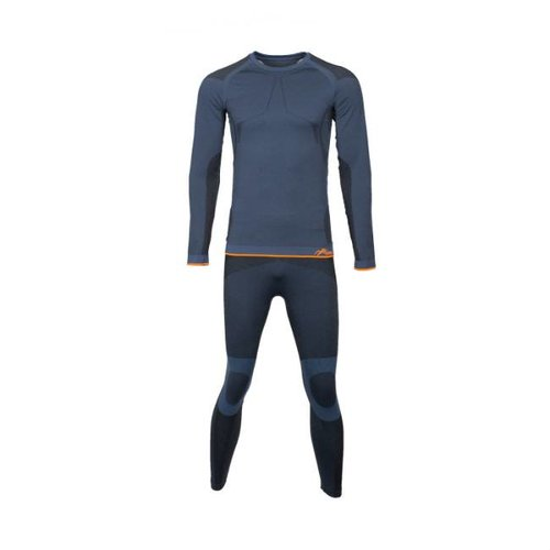 Alpine Crown Men's Thermoactive Performance Baselayer Set
