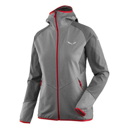 Salewa Agner Cordura 2 PL Women's Full Zip Hoody