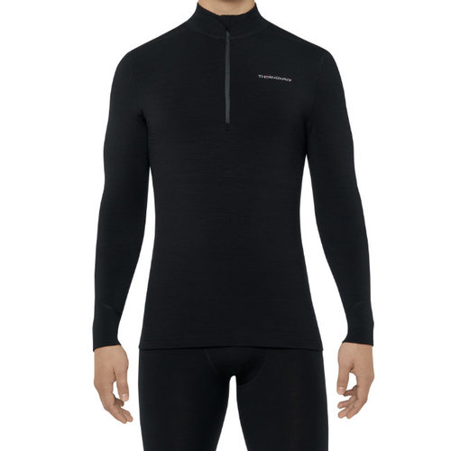 Thermowave Men's Merino 265 Arctic 1/2 Zip Long Sleeve Base Layer Tee