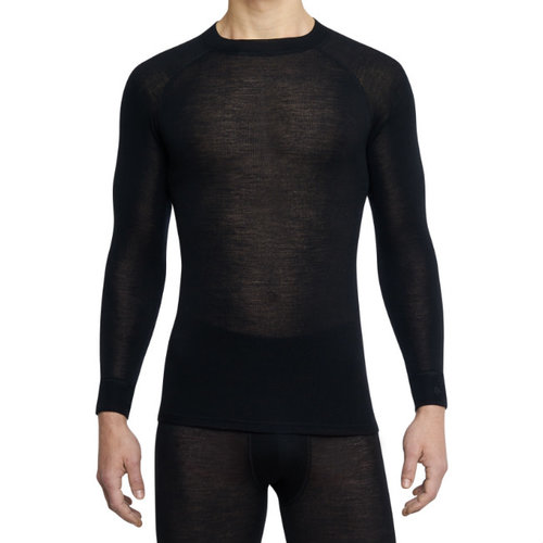 Thermowave Men's Merino 180 Warm Long Sleeve Base Layer Tee