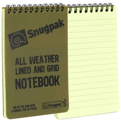Snugpak All Weather Notebook