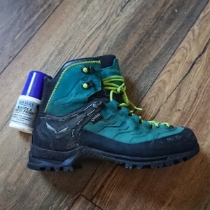 Rapace Boots and NIKWAX proofing