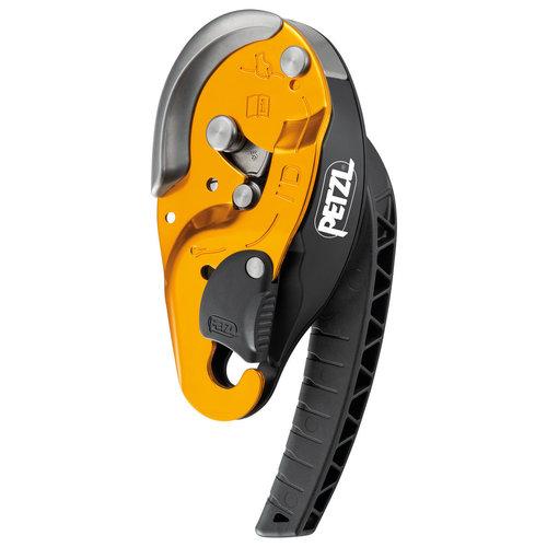 Petzl Climbing Gear Petzl I'D S Descender 10-11.5mm ID