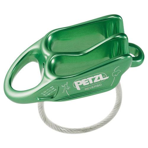 Petzl Climbing Gear Petzl Reverso 4 Belay Device