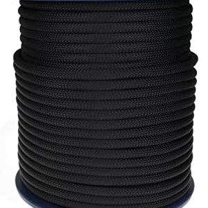 Tendon Tendon Static 10.5mm Black Per Metre