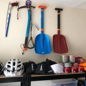 Iain Outdoor Kit Storage