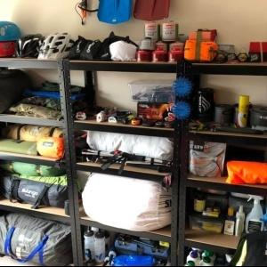 Ian Gear Room Layout