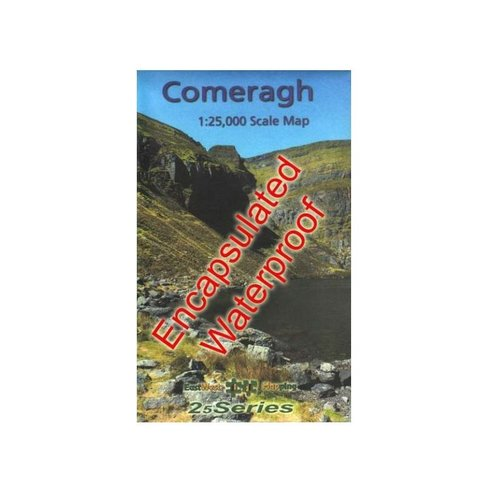 EastWest Mapping Comeragh 1:25000 Encapsulated Map adventure.ie