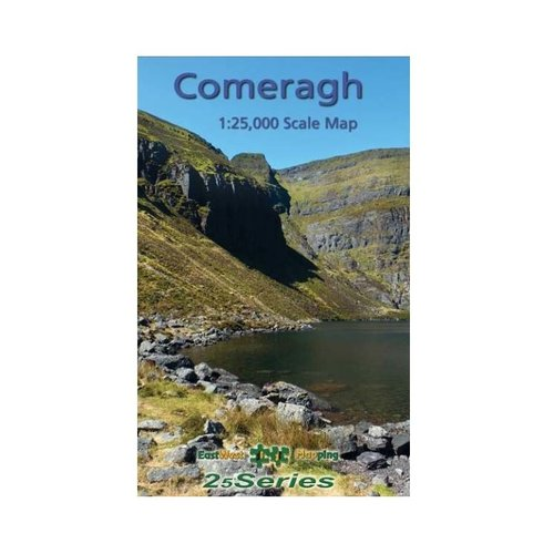 EastWest Mapping Comeragh 1:25000 Paper Map
