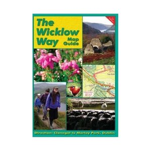 EastWest Mapping Wicklow Way Guidebook & Map S-N