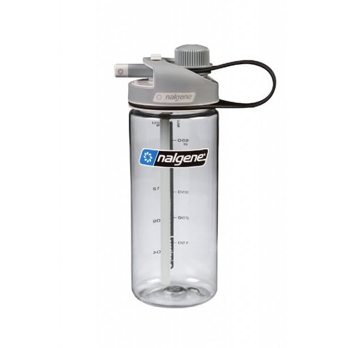 Nalgene MultiDrink Straw Bottle