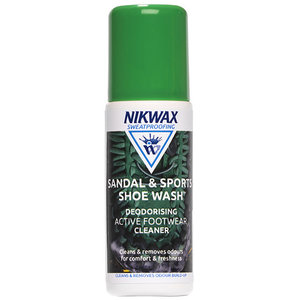Nikwax Nikwax Sandal Wash & Sports Shoe Wash Nikwax 125ml