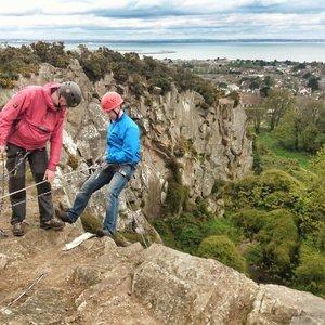 adventure.ie Try Rock Climbing