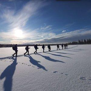 adventure.ie Arctic Circle Expedition 2021