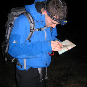 adventure.ie Night Navigation Master Class Level 2