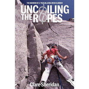 Uncoiling The Ropes Clare Sheridan adventure.ie