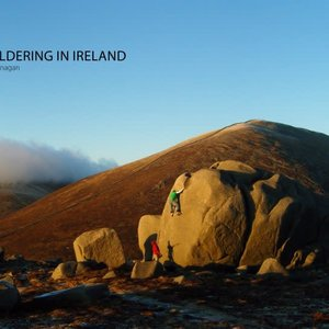 Bouldering in Ireland by David Flanagan  adventure.ie