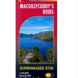 Harvey MacGillycuddy's Reeks 1:30000