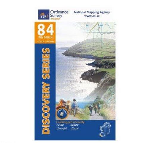 OSI Discovery Series Sheet 84