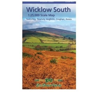 EastWest Mapping Wicklow South 1:25000 Paper Map