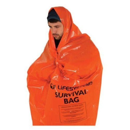 Survival Bivvy Bag Orange