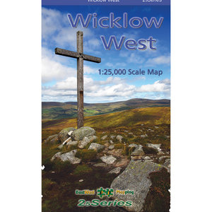 EastWest Mapping Wicklow Mountains West 1:25000 Paper