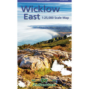 EastWest Mapping Wicklow East 1:25000 Paper