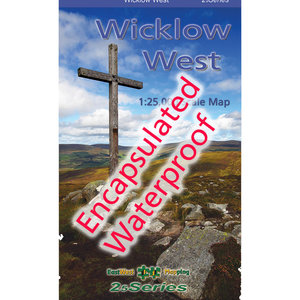 EastWest Mapping Wicklow West 1:25000 Encapsulated adventure.ie
