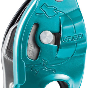 Petzl Climbing Gear Grigri Belay Device