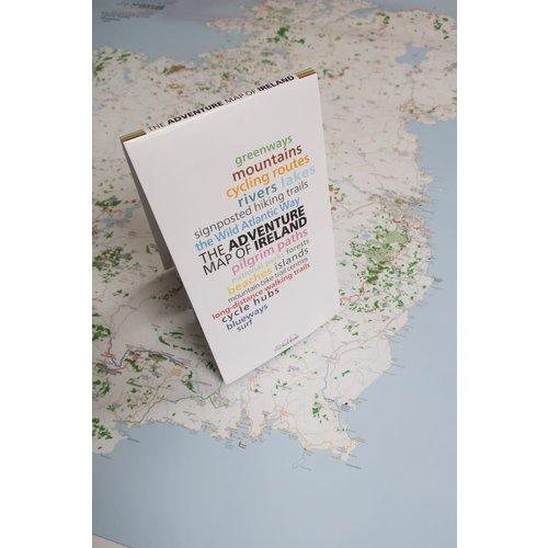 Adventure Map Of Ireland
