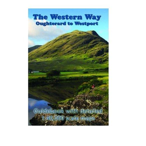 EastWest Mapping Western Way Guidebook