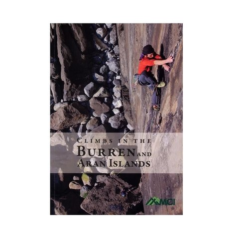 Burren & Aran Islands Rock Climbing Guide