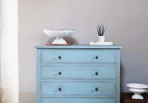 Vintage decoratieve meubelverf