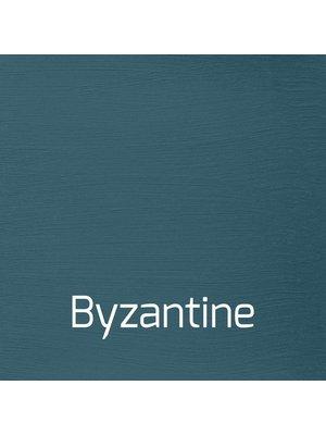 Autentico Vintage meubelverf , kleur Byzantine