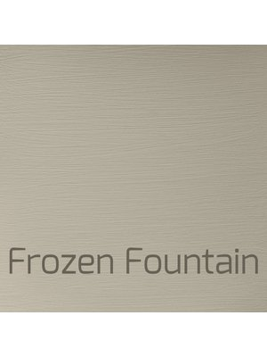 Autentico Vintage meubelverf , kleur Frozen Fountain
