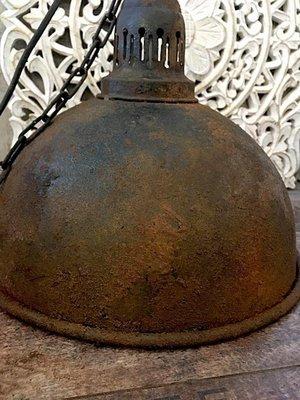 Rust in a Jar. Poeders voor roesteffect