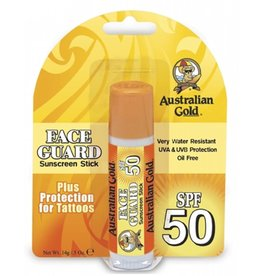Australian Gold SPF 50 Face Guard Stick, large stock!