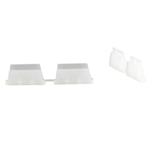 Ecken Kantenschutz 9-10 mm Menge pro Karton: 4000 St.