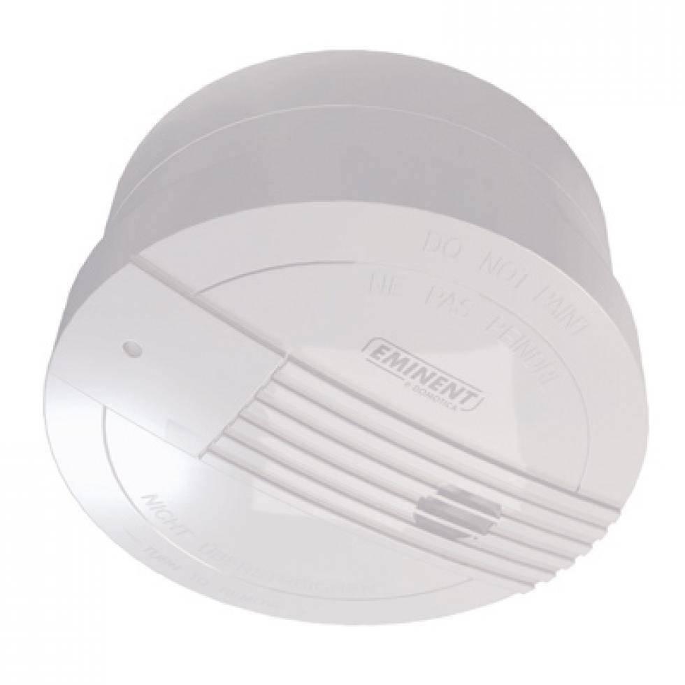 e-Domotica Smoke alarm