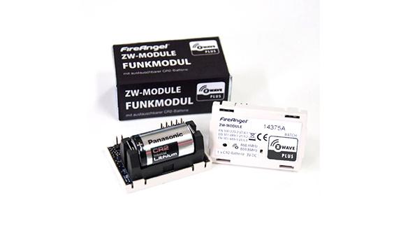 Brandmelder Z-Wave module FireAngel