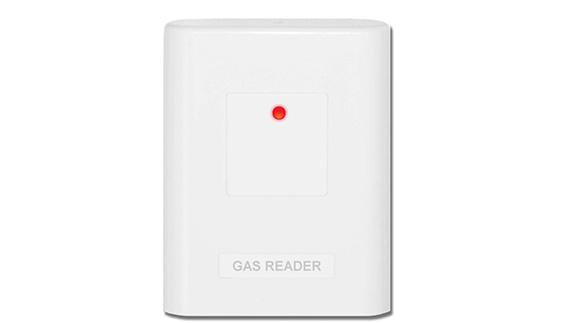 e-Domotica Slimme gasmeter