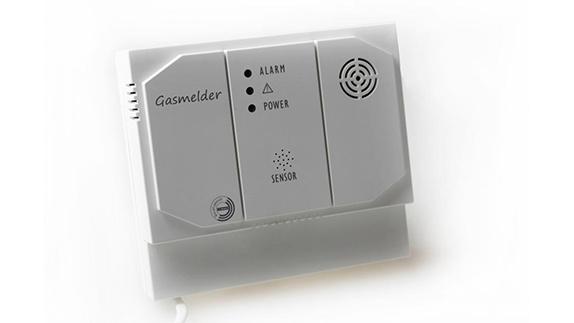 e-Domotica Gasmelder