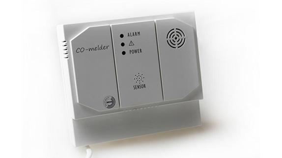 e-Domotica CO-Melder