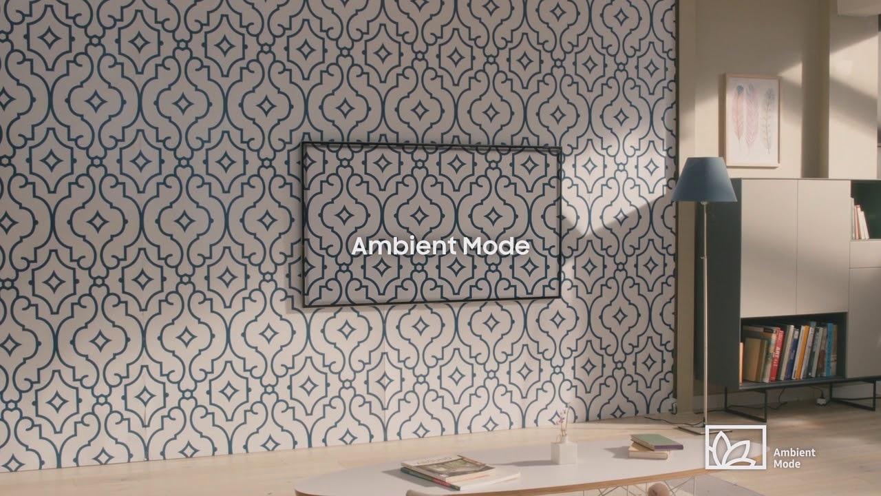 Uitleg Samsung ambient mode