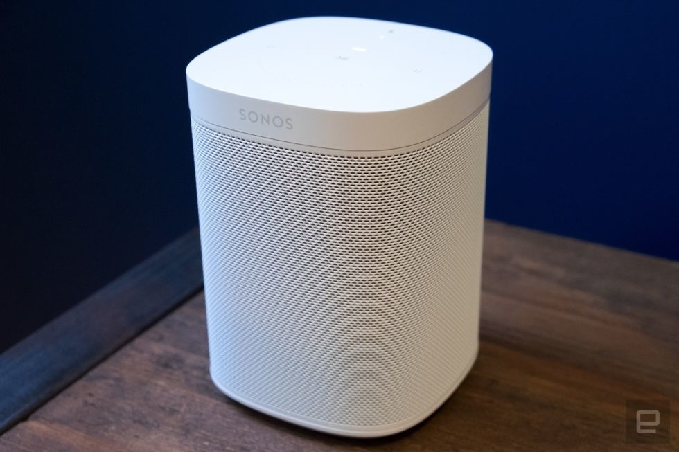 Review Sonos One