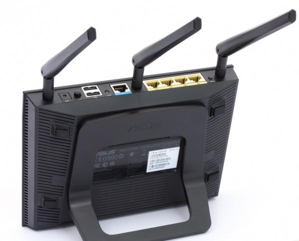 RT-AC66U Wireless-AC1750