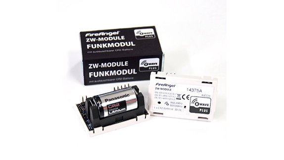 Brandmelder FireAngel  SM-F-1EU + Z-Wave module