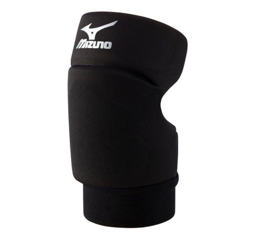 Mizuno Open Back kniebeschermers zwart volleybal uni