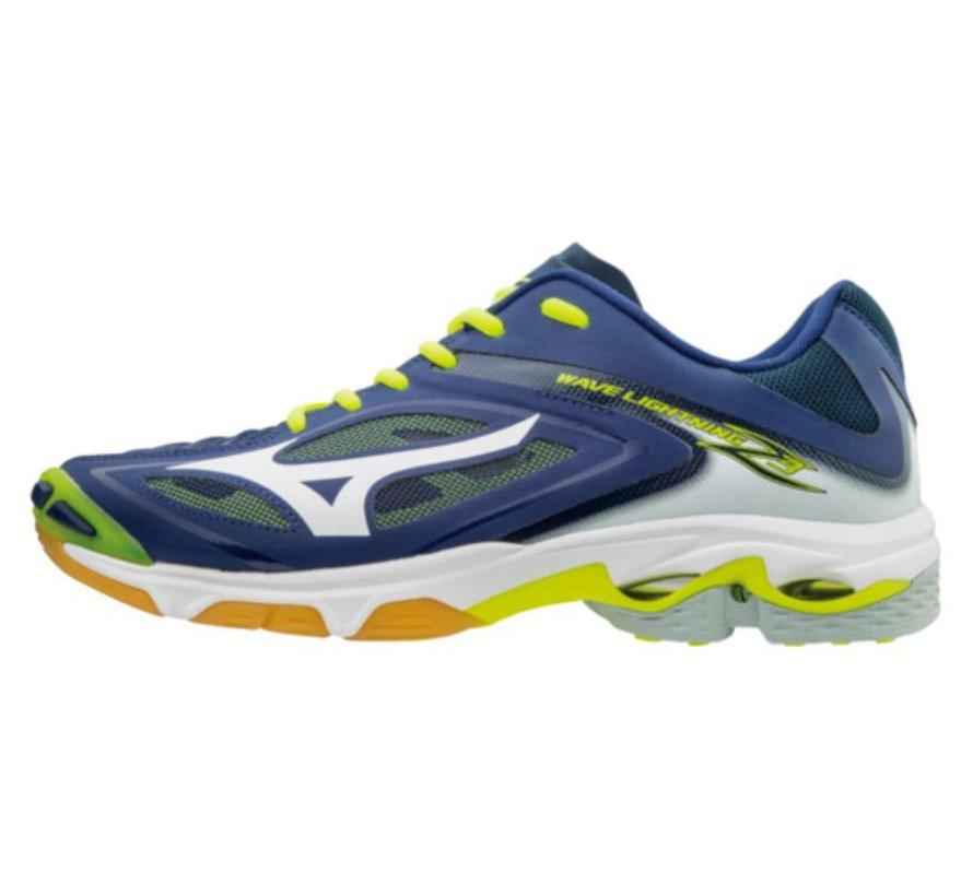 Mizuno Wave Lightning Z3 blauw volleybalschoenen heren