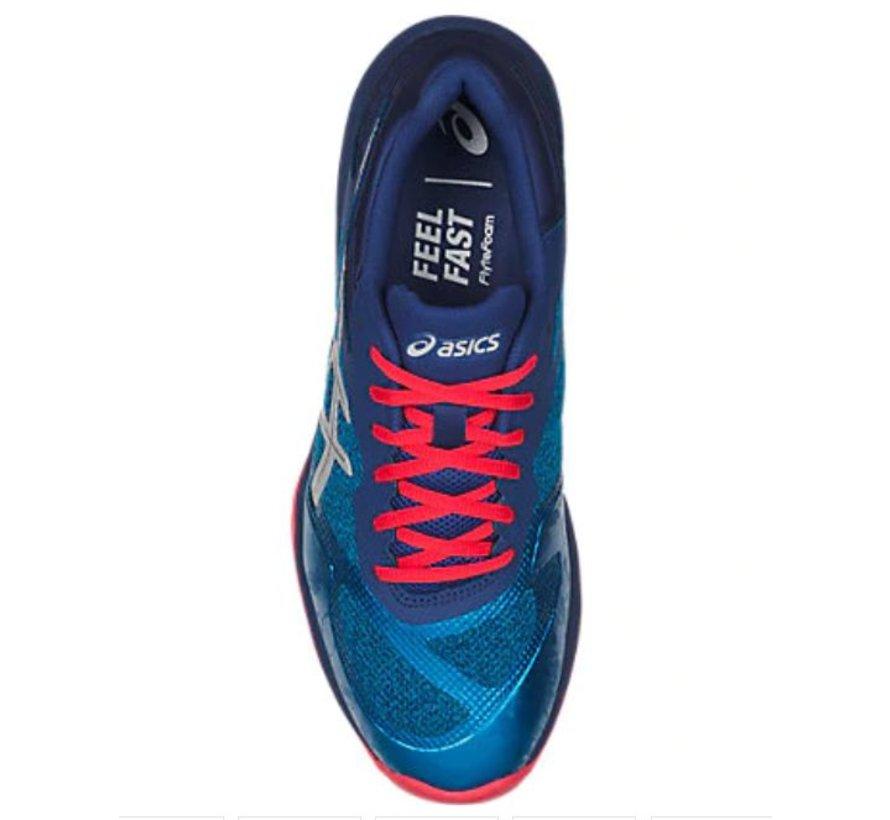 ASICS Gel Netburner Ballistic FF blauw volleybalschoenen heren